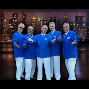 Yonkers Oldies Band | THE CLUSTERS
