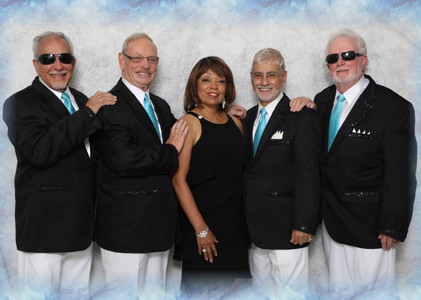THE FABULOUS CLUSTERS - Oldies Band - Williston Park, NY
