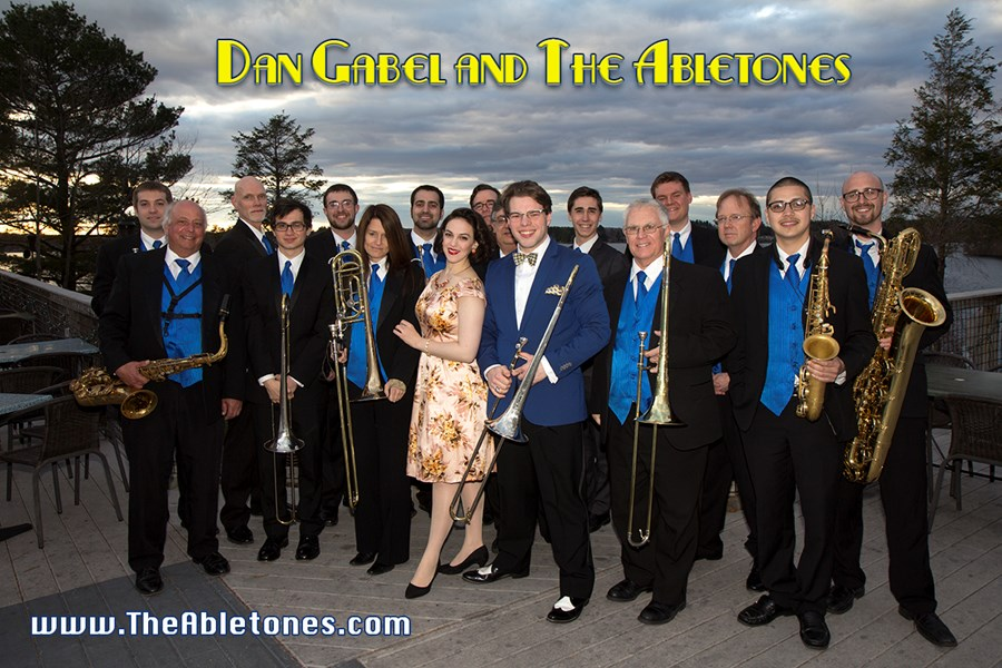 our 18-piece Big Band