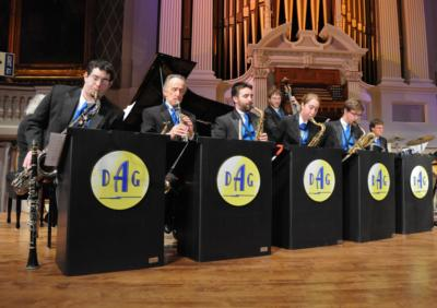 Dan Gabel & The Abletones / High Society Orchestra | Worcester, MA | Big Band | Photo #9