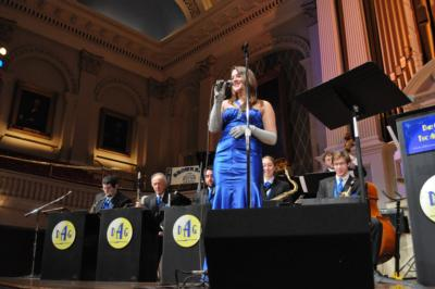 Dan Gabel & The Abletones / High Society Orchestra | Worcester, MA | Big Band | Photo #10