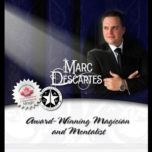 Marc Descartes - Magician - Montreal, QC