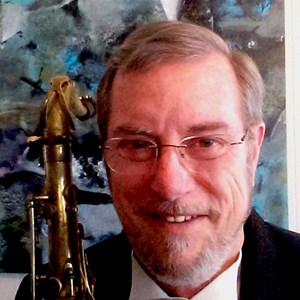 George One Man Band | Dave Jones - Solo jazz sax, duos and bands.