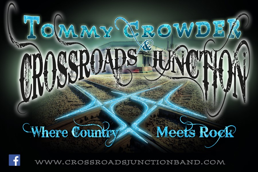 Tommy Crowder and Crossroads Junction