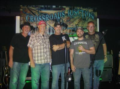 Tommy Crowder and Crossroads Junction | Birmingham, AL | Country Band | Photo #3
