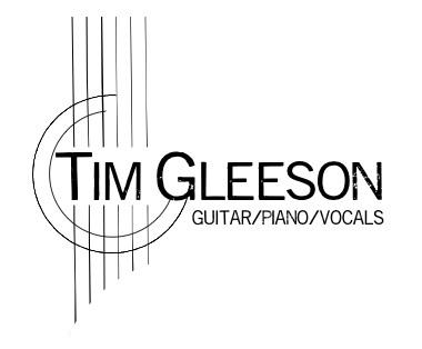 Tim Gleeson: Acoustic Guitar/Piano/Vocals | Moorestown, NJ | Singer Guitarist | Photo #1