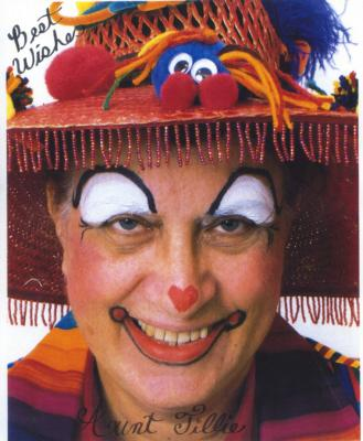 Aunt Tillie, the Clown | San Diego, CA | Clown | Photo #1