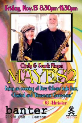 MAYES2 | New Orleans, LA | Classical Duo | Photo #3