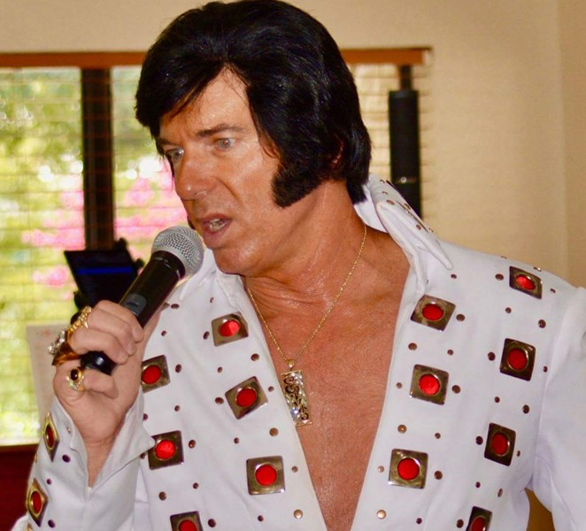 CENTRAL TEXAS TOP RATED ELVIS....MIKE ELLIOTT - Elvis Impersonator - Austin, TX