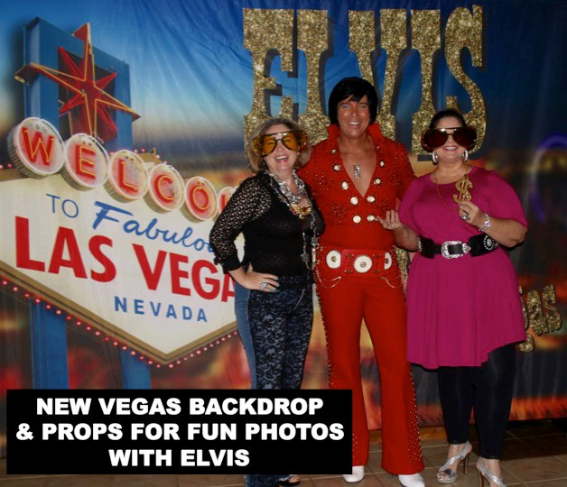 """NEW"" VEGAS BACKDROP"