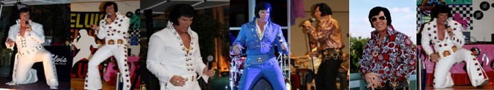 CENTRAL TEXAS TOP RATED ELVIS....MIKE ELLIOTT