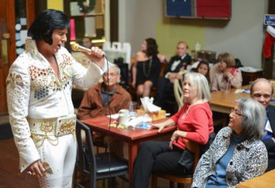 CENTRAL TEXAS TOP RATED ELVIS....MIKE ELLIOTT | Austin, TX | Elvis Impersonator | Photo #14