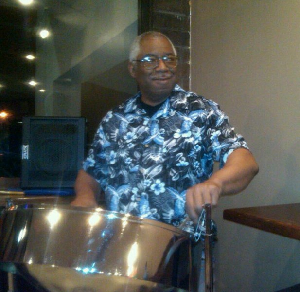 Norman W. Riley - Steel Drummer - Lithonia, GA