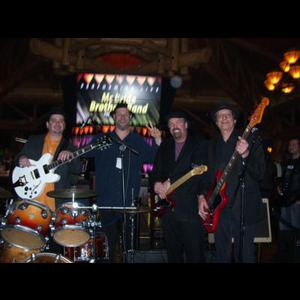 McBride Brothers Band - 60s Band - Yuba City, CA