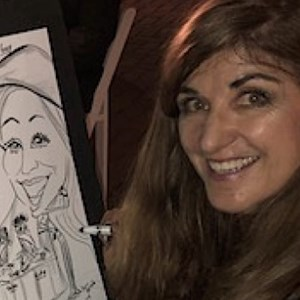 California Caricaturist | Caricatures and Silhouettes by Darci Herbold