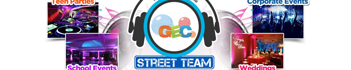GEC Street Team | Text Your Request!