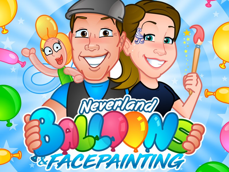 Neverland Balloons and Facepainting - Balloon Twister - Houston, TX