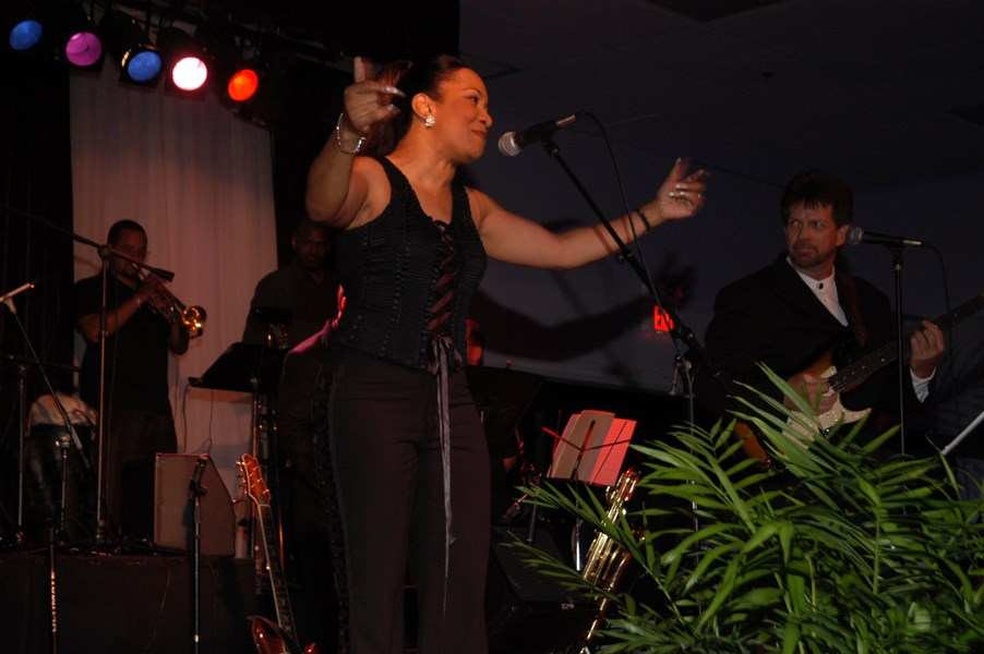 P. Ann Everson-Price & The All-Star Band