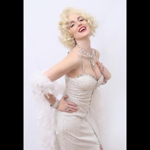 Erika Smith as Marilyn Monroe - Marilyn Monroe Impersonator - New York City, NY