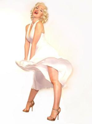 Erika Smith as Marilyn Monroe | New York, NY | Marilyn Monroe Impersonator | Photo #4