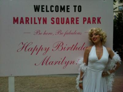 Erika Smith as Marilyn Monroe | New York, NY | Marilyn Monroe Impersonator | Photo #12