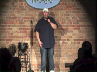 Todd Johnson | Preston, ID | Comedian | Spiders