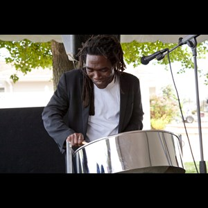 Bridgeport Steel Drum Musician | Feelin IRIE