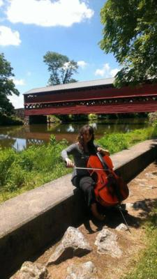 Sitka Hollow Strings, Danielle K Cellist, Mike.... | Gettysburg, PA | Cello | Photo #4
