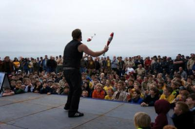 Bryan Dangerous Special Event Comedian | Myrtle Beach, SC | Circus Act | Photo #7