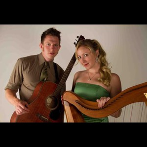 Deidre & Patrick/Harp & Guitar Duo - Acoustic Duo - Los Angeles, CA