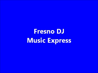 Music Express DJs | Fresno, CA | DJ | The VanderWahls
