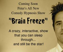 Brain Freeze- The Comedy Hypnosis Of Peter Juris | Fanwood, NJ | Comedy Hypnotist | Photo #4