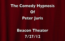 Brain Freeze- The Comedy Hypnosis Of Peter Juris | Fanwood, NJ | Comedy Hypnotist | The Miracle Of Child Birth