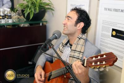 Payam | Irvine, CA | Acoustic Guitar | Photo #5