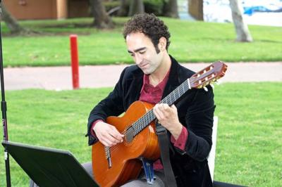 Payam | Irvine, CA | Acoustic Guitar | Photo #9