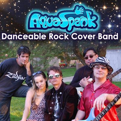 AquaSpank | Falls Church, VA | Cover Band | Photo #8