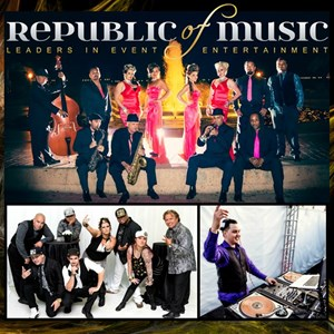 Republic of Music | Leaders in Event Entertainment