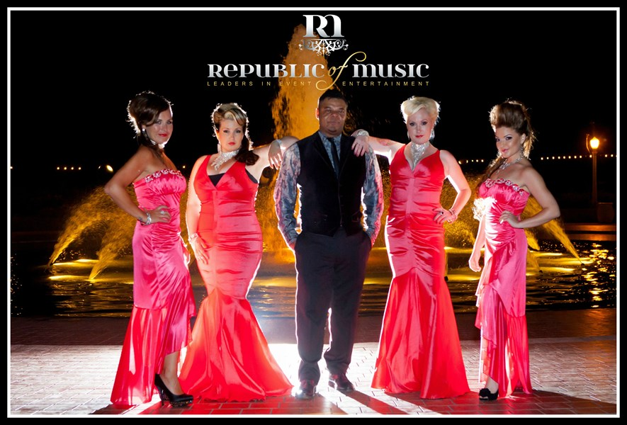 Republic of Music | Leaders in Event Entertainment - Cover Band - San Diego, CA
