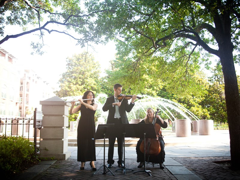 Charleston Flutist, LLC - Classical Trio - Mount Pleasant, SC