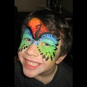 Boston Princess Party | Let's Make a Face - Face Painting