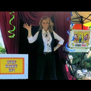 Clearwater Magician | Magic Suzy - Magician Tampa and St Petersburg FL