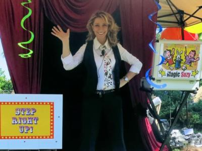 Magic Suzy - Magician Tampa and St Petersburg FL | Saint Petersburg, FL | Magician | Photo #1