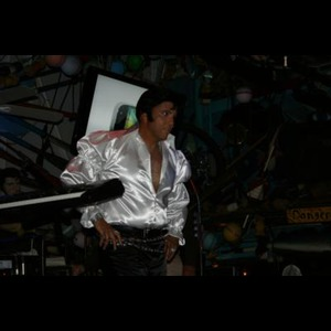 Renard David Jacobs a.k.a. Memphis Fire - Elvis Impersonator - Fort Lauderdale, FL