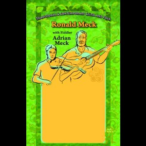 Mansfield Center Celtic Duo | Ronald and Adrian Meck