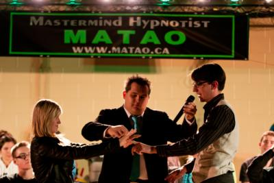 Mastermind Hypnotist MATAO | Winnipeg, MB | Hypnotist | Photo #9