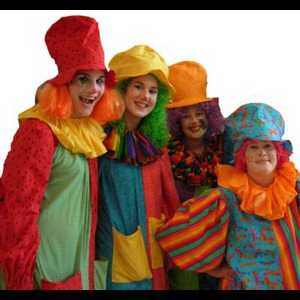 Ruther Glen Clown | All About Fun Entertainment