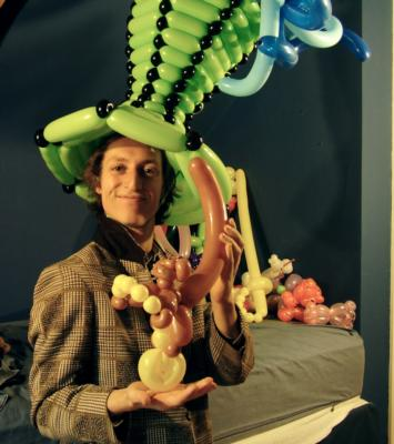 Alex Corby | Oakland, CA | Balloon Twister | Photo #13