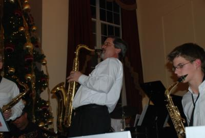 Glenn Hansen Orchestra | New London, CT | Swing Band | Photo #18