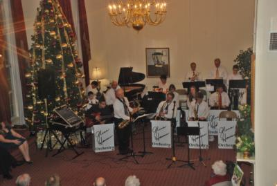 Glenn Hansen Orchestra | New London, CT | Swing Band | Photo #15