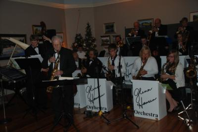 Glenn Hansen Orchestra | New London, CT | Swing Band | Photo #20